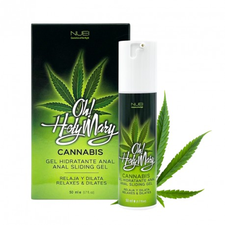 Lubricante anal Cannabis OH! HOLY MARY 50ml