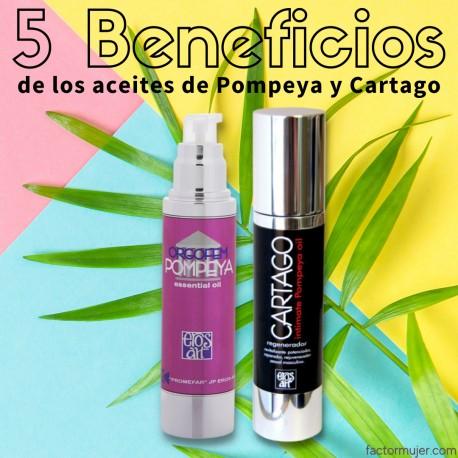 Beneficios del aceite de Pompeya y Cartago