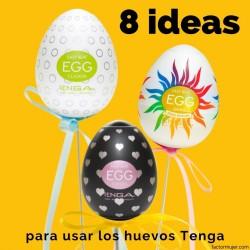 8 ideas para usar los huevos tenga
