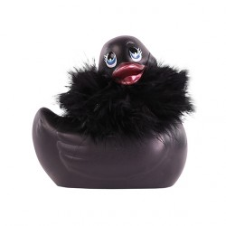 Pato vibrador 2.0 París MINI negro