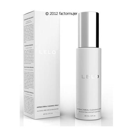 Spray limpieza antibacterias Lelo