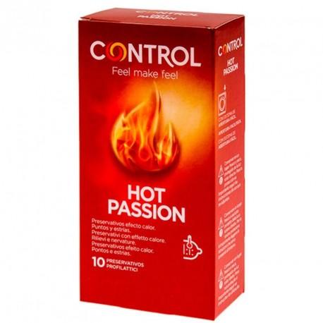 Control HOT PASSION (10)