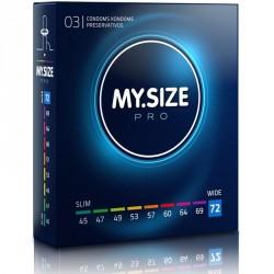 Condón My.Size PRO 72 (3)