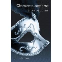 Libro Cincuenta Sombras más oscuras II