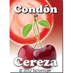 Condón aroma cereza (1)