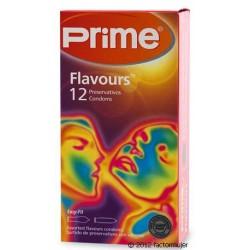 Preservativos Prime sabores - FLAVOURS (12)