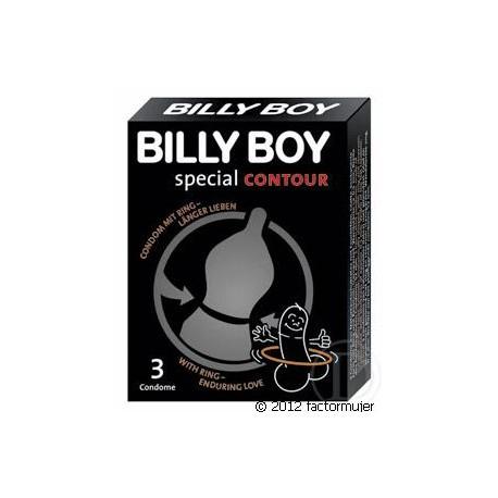 Condón Billy Boy Special Contour (3)