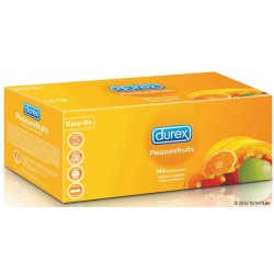 Condón Durex PleasureFruits (caja 144)