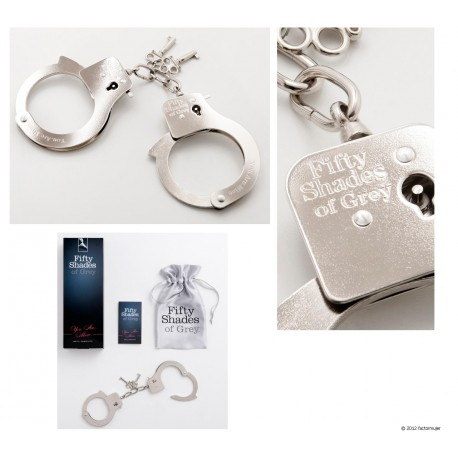 Colección FSG: Metal Handcuffs