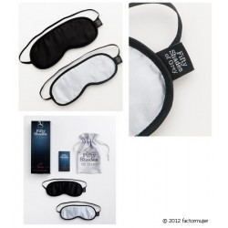 Colección FSG: Soft Blindfold Twin Pack