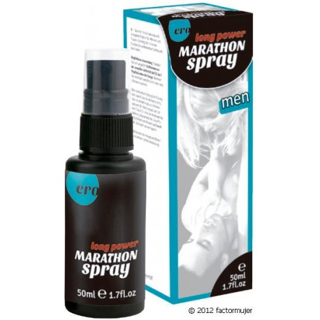 Spray HOMBRE Long Power Marathon