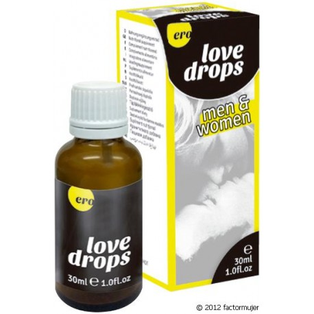 Gotas UNISEX Love Drops