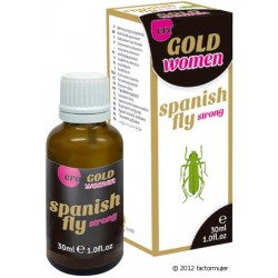 Gotas MUJER Spanish fly GOLD