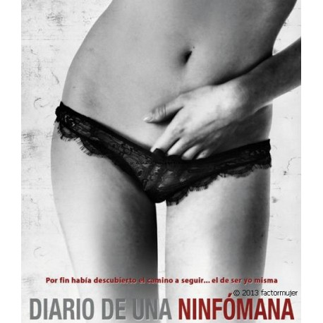 Libro Diario de una ninfómana