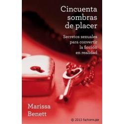 Libro Cincuenta Sombras de placer
