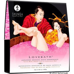 Shunga LoveBath - Dragon Fruit