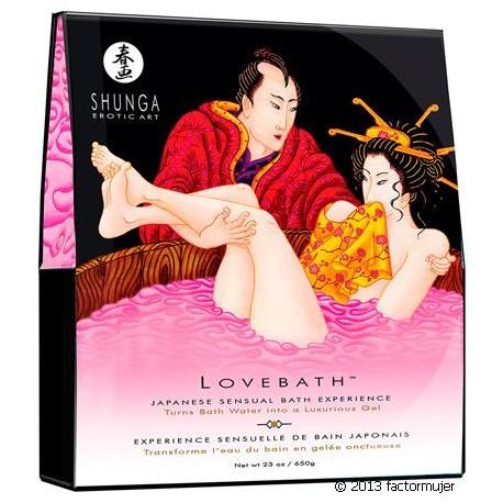 Shunga LoveBath - Dragon Fruit