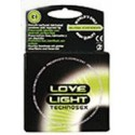 "Preservativo fluorescentes ""love Light"" (3)"