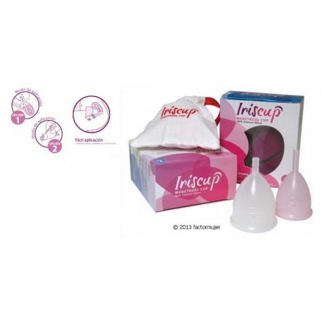 Copa menstrual Iriscup Talla S