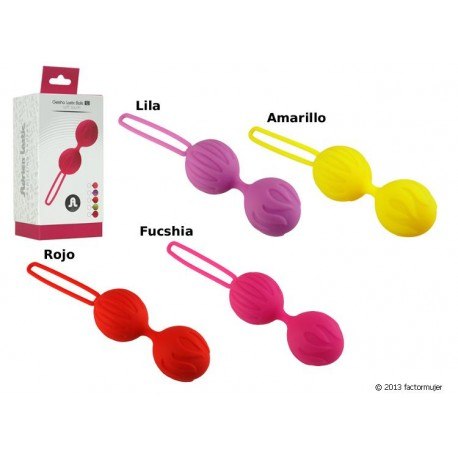 Bolas chinas Lastic Balls - Talla L