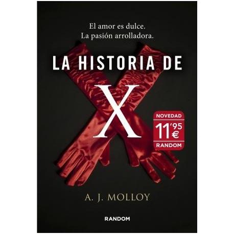 Libro La historia de X