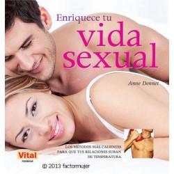 Libro Enriquece tu vida sexual