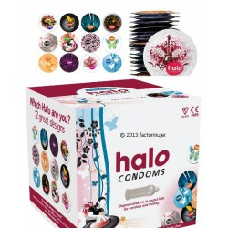 Condón Halo redondo (1) - fino