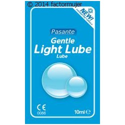 Lubricante Natural - Light (sobre 10ml)