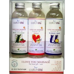 Pack aceite I Love Massage