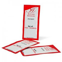 Pocket Aceite Hot - FRESA