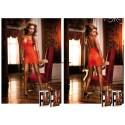 421 - Vestido rojo sexy