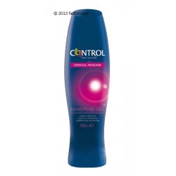 Gel sensual massage Vainilla efecto calor (150ml)