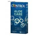 Condón Control Adapta Aloe Care (12)