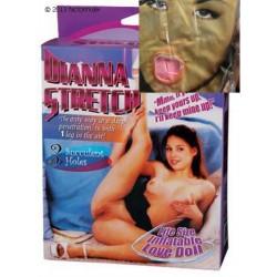Muñeca hinchable - Dianna Stretch