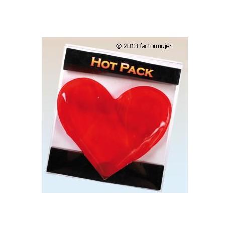 Corazón masaje Hot-Pack