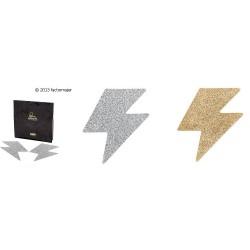 Cubrepezón silicona - Flash RAYO