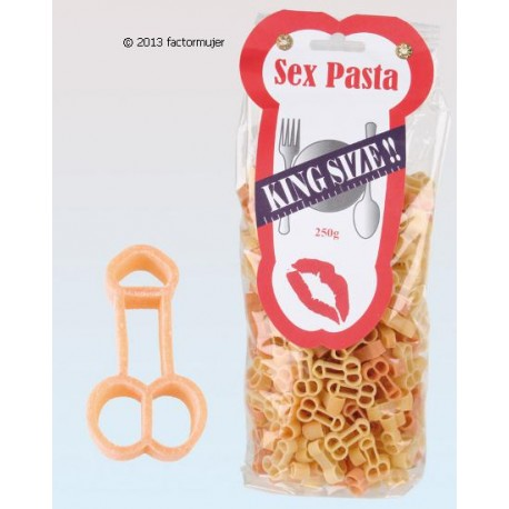 Pasta Sex bicolor - PENES