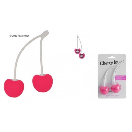 Bolas chinas Cherry Love