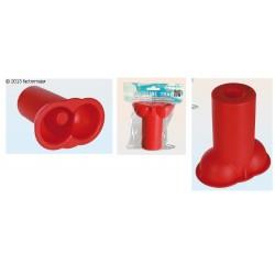 Molde silicona para vasos de chupitos hielo PENE