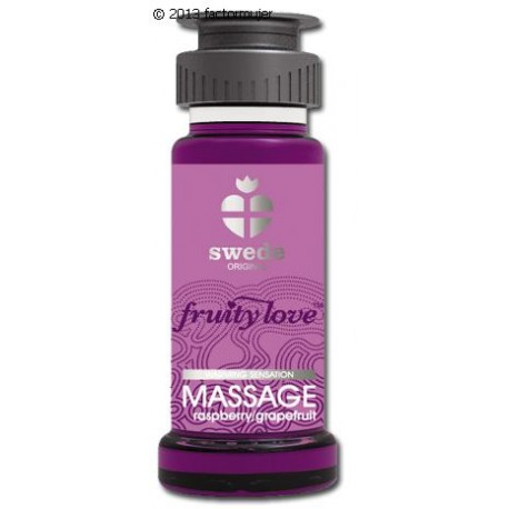 Aceite Fruity Love 50ml - FRAMBUESA/POMELO