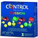Condón Control Fussion (3)