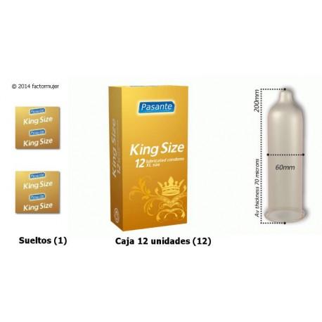 Condón Pasante XL - King Size (1)