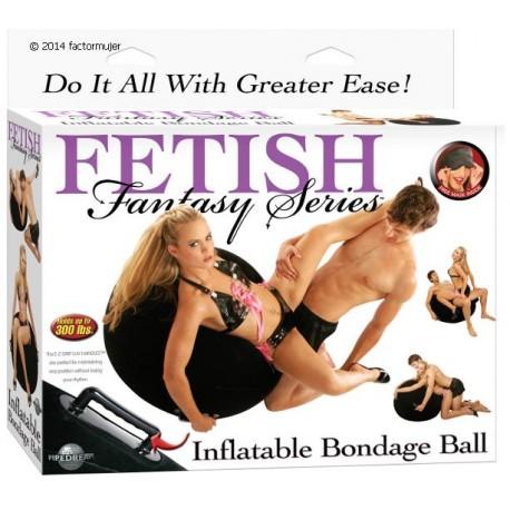 Cojín Inflatable Bondage Ball