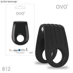 Anillo Vibrador OVO B12