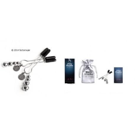 Colección 2014 FSG: Adjustable Nipple Clamps