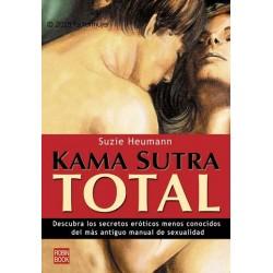 Libro Kama Sutra Total