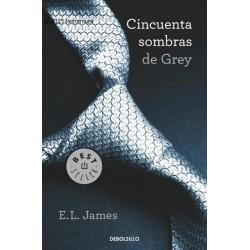 Libro Cincuenta Sombras de Grey (bolsillo)