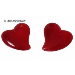 Caramelos corazón de gominola (2 unidades)
