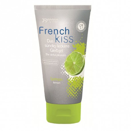 Lubricante French Kiss - LIMON