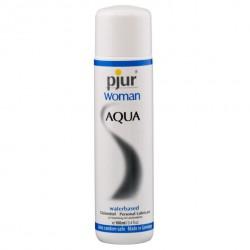 Lubricante Woman Agua - Pjur Aqua Woman (100ml)
